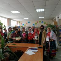 19 февраля состоялась творческая встреча с писательницей Зульфирой Ягафаровной Казакбаевой