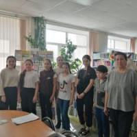 19 апреля, в рамках Всероссийской акции «Неделя без турникетов» и в целях профориентации в Зилаирской центральной районной библиотеке прошла встреча