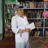 """Сегодня в Сидоровской сельской библиотекепрошёл четвёртый день """"Книжкинойнедели""""«Быть здоровым я хочу – пусть меня научат»"""